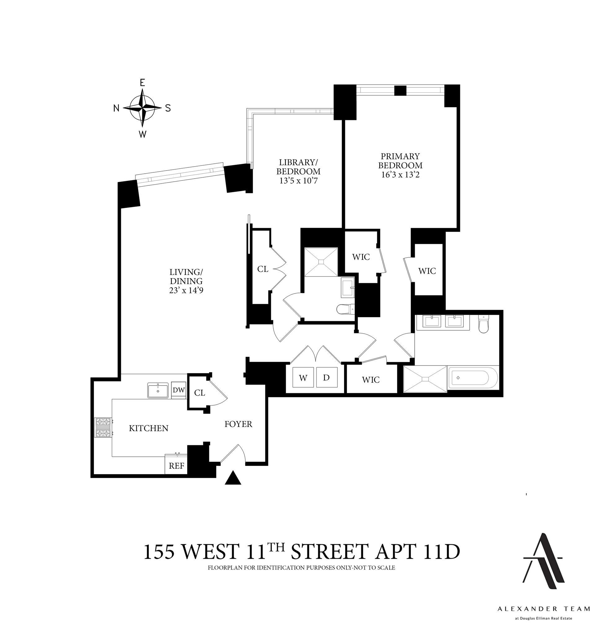 155 West 11th Street Greenwich Village New York NY 10011