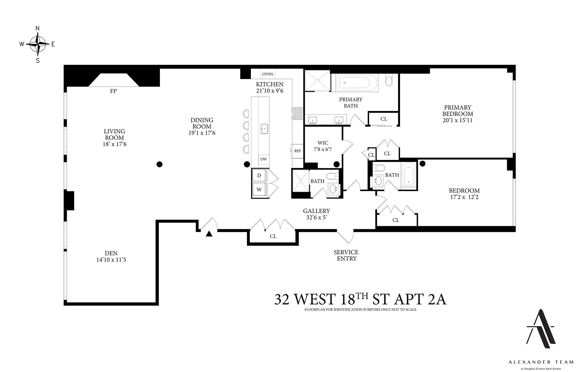 32 West 18th Street Flatiron District New York NY 10011