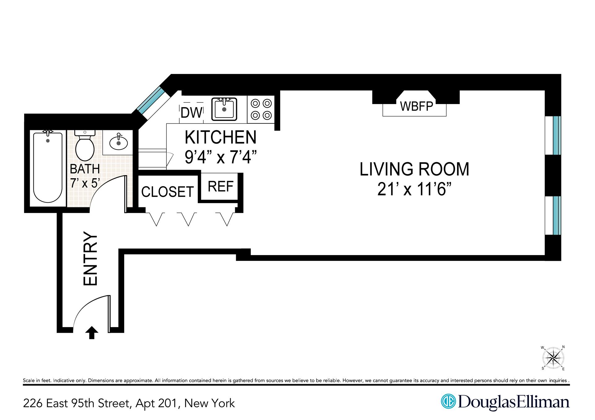 226 East 95th Street Upper East Side New York NY 10128