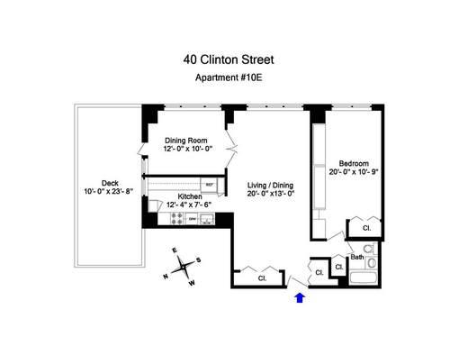 40 Clinton ST.