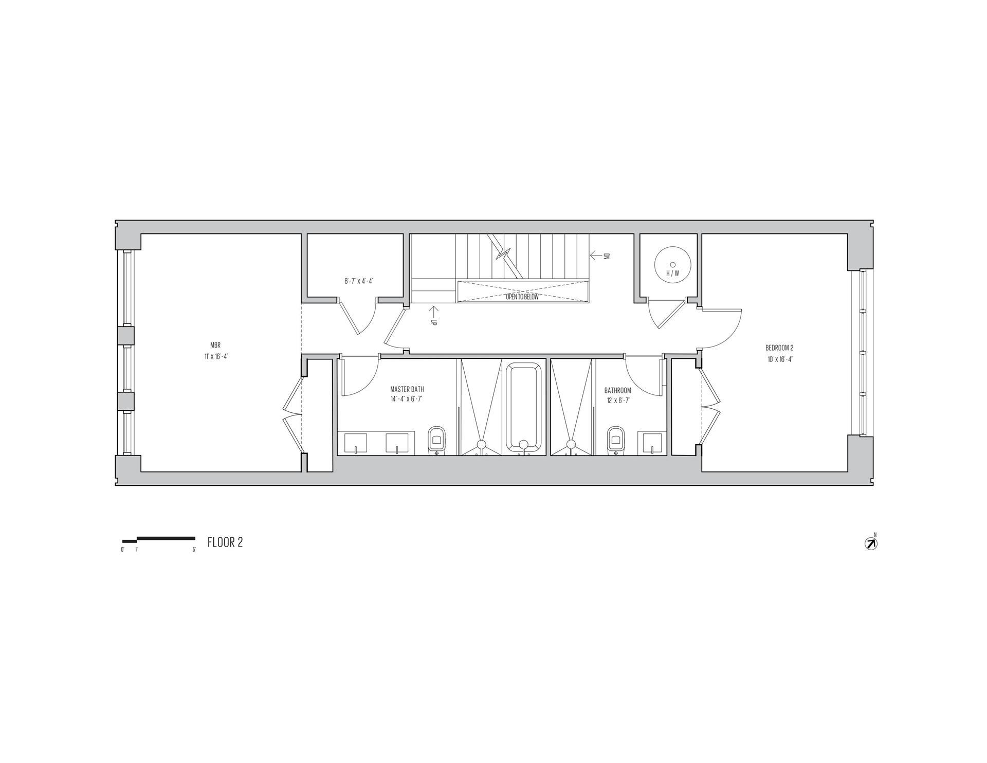 Floor plan of 76 Sullivan St - Red Hook, New York