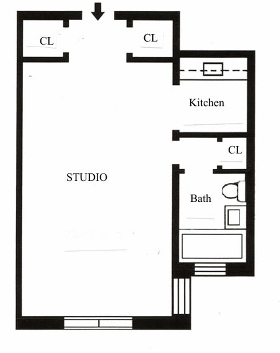 Floor plan of 218-05 Grand Central Pkwy - Hollis Hills, New York