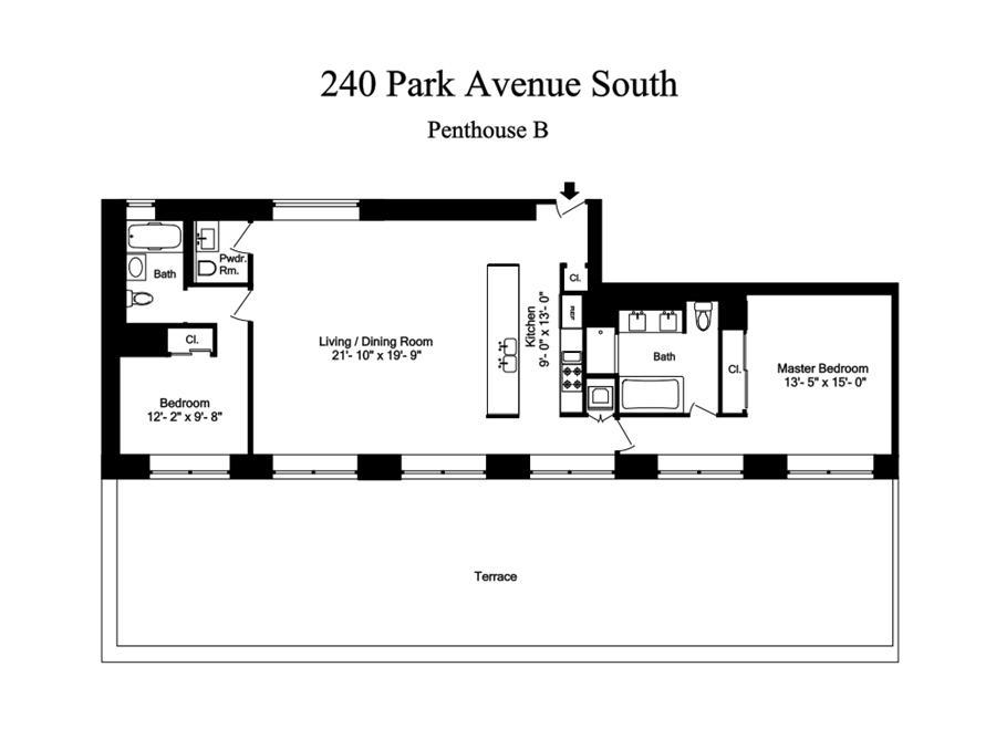 240 Park AVE. South