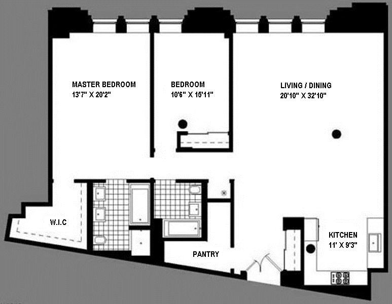 21 Astor Place