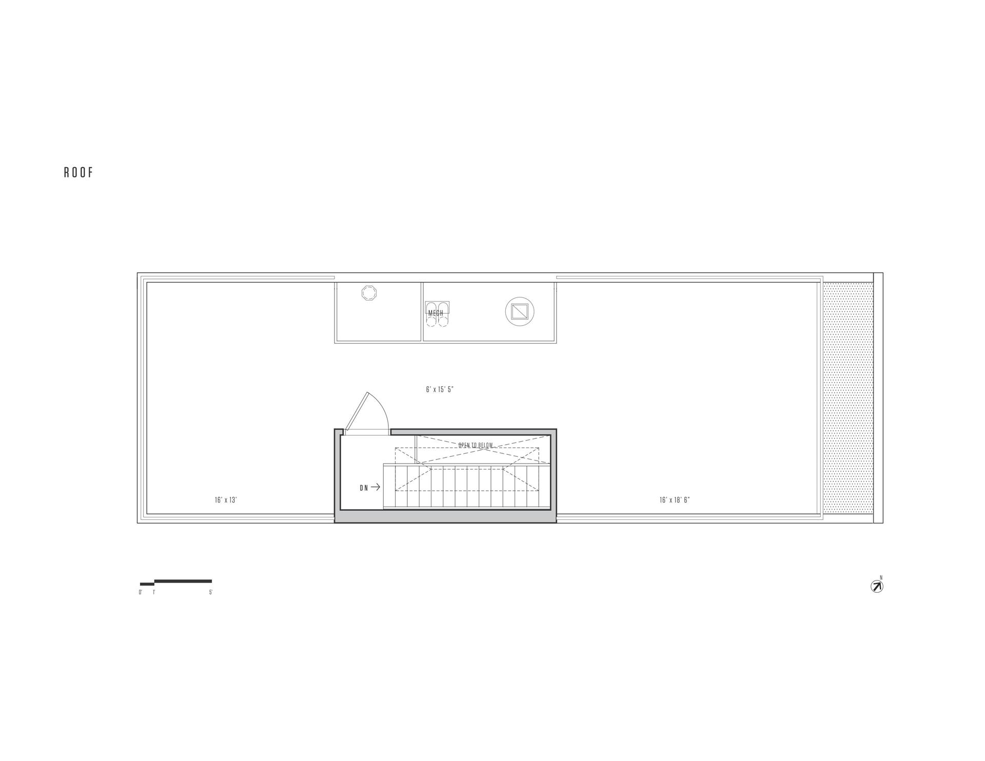 Floor plan of 115 King St - Red Hook, New York