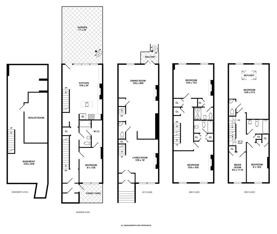 Floor plan of 409 East 58th St - Sutton Area, New York