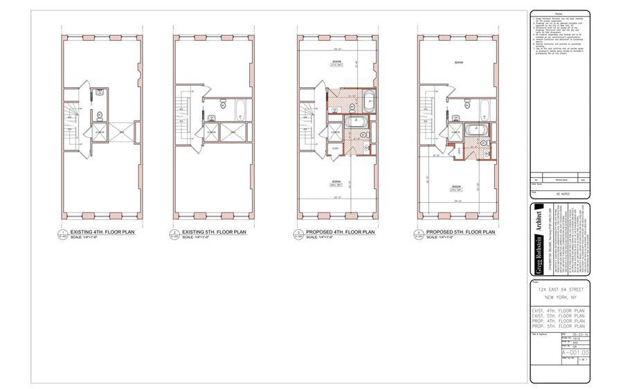 Floor plan of 124 East 64th St - Upper East Side, New York