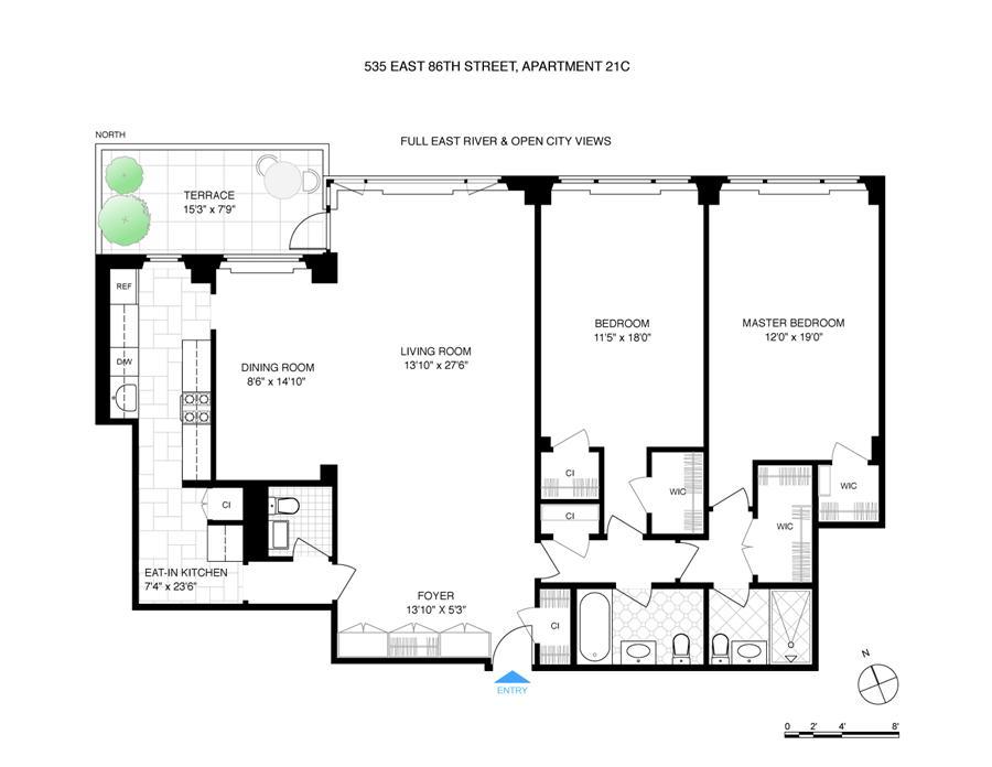 535 e 86th st 21c upper east side new york realdirect for 41 river terrace new york ny 10282