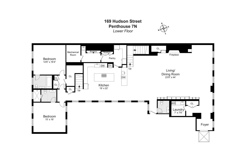 77 hudson floor plans 100 77 hudson floor plans nine on for 100 floors floor 77