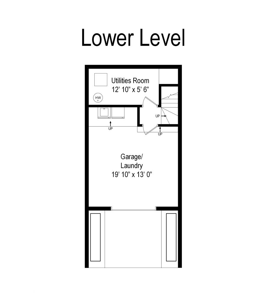 Floor plan of 405 West 238th St - Kingsbridge, New York