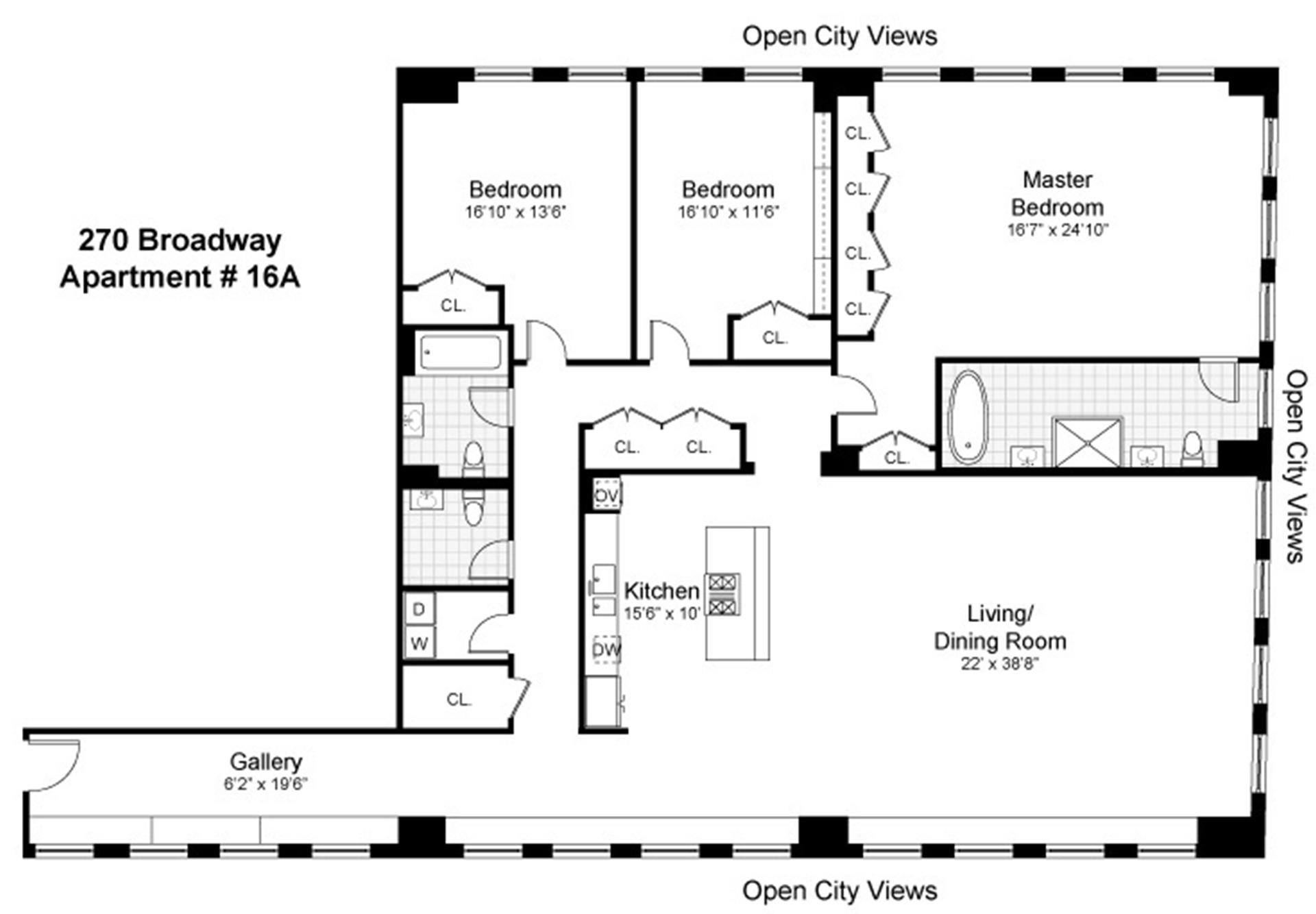 270 broadway new york ny 10007 apartable for 11 east broadway 13th floor new york ny 10038