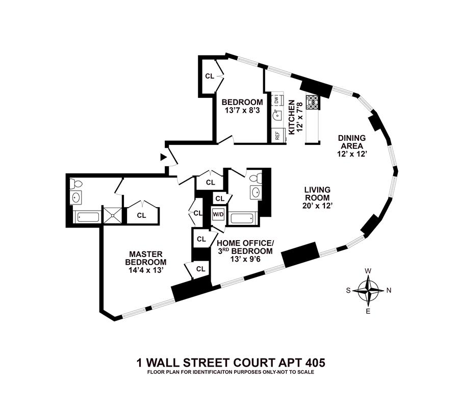 1 Wall ST. Court