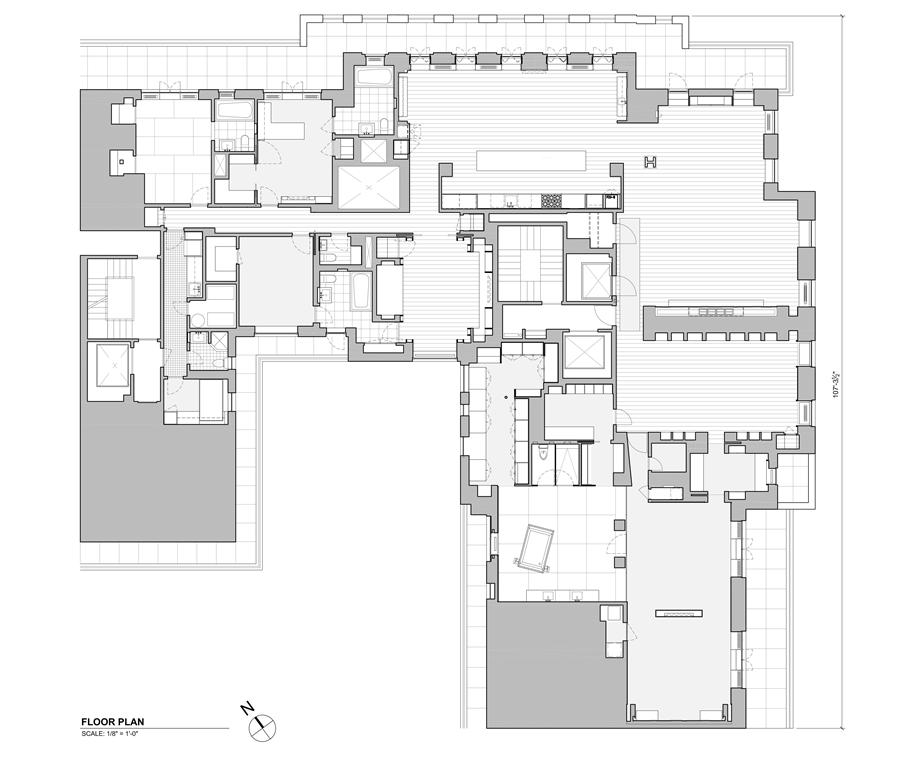 1974 likewise Floorplans additionally 12 moreover Tadashi Yoshimura Old House in addition Design For Large Custom Mobiles For Lobby. on robert a m stern house plans