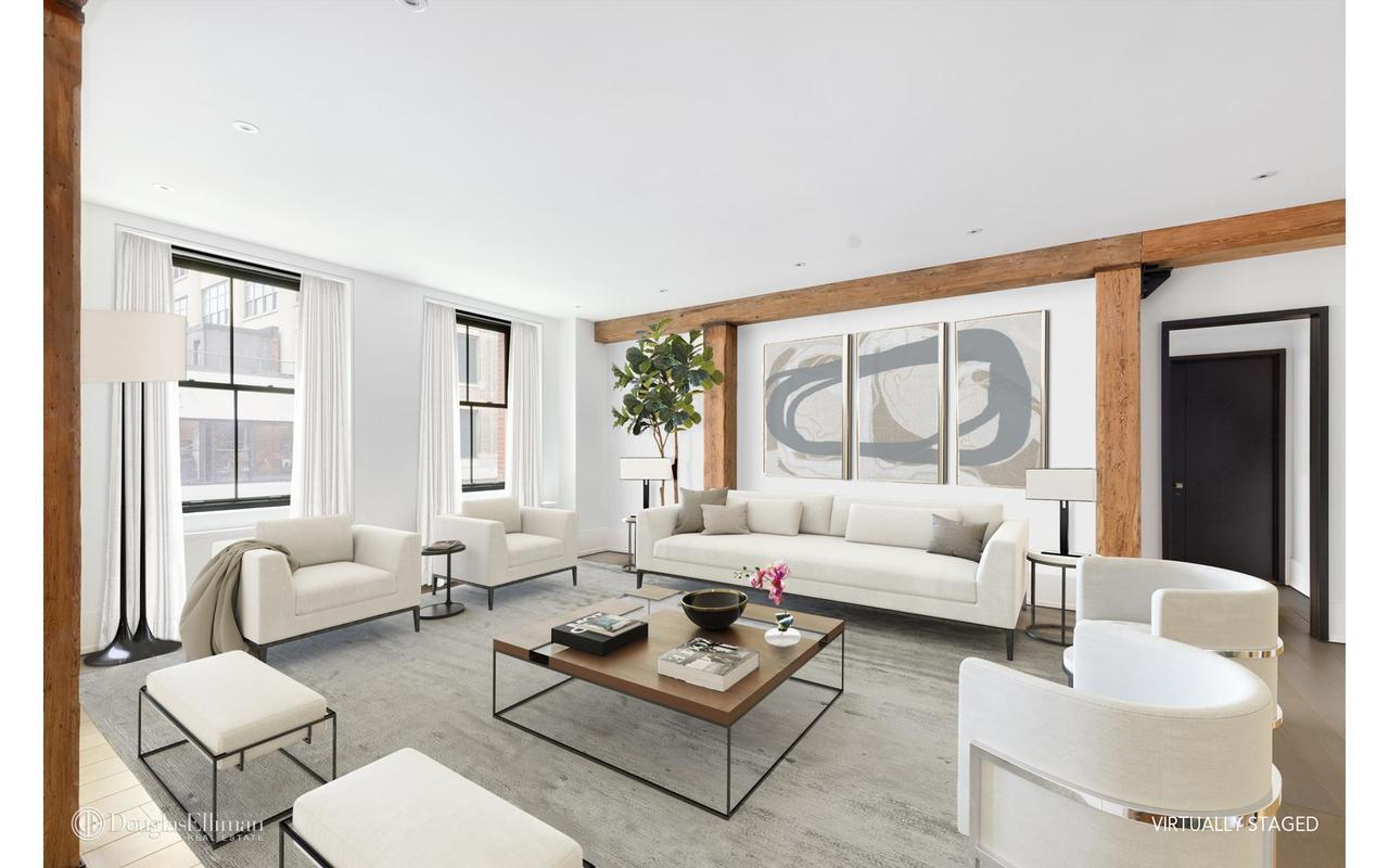 443 Greenwich Street Interior Photo