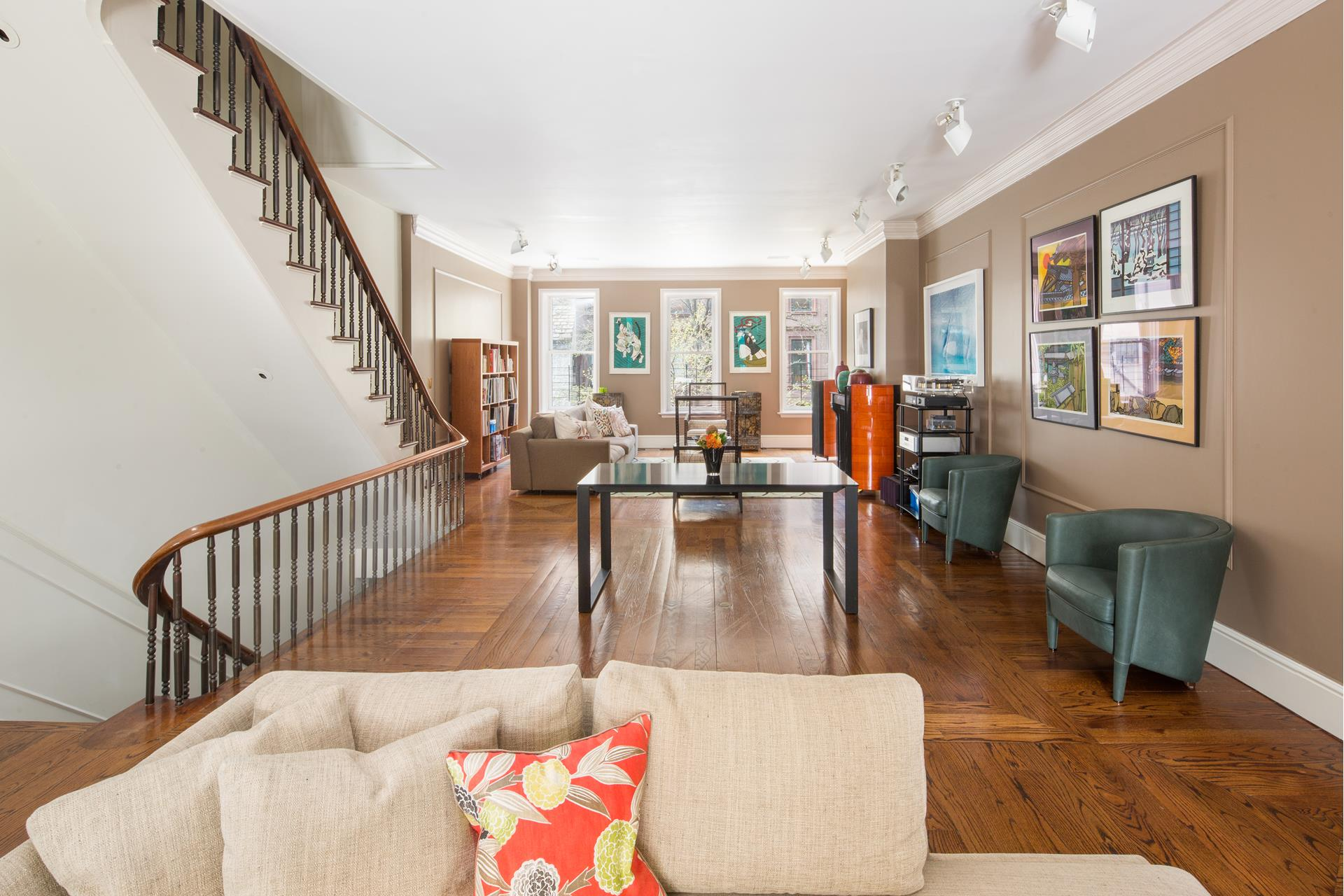 131 East 65th Street Interior Photo