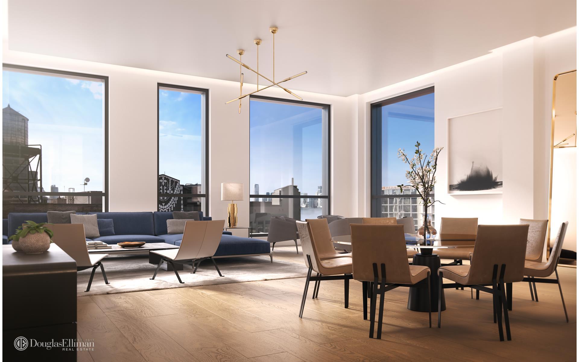 111 Leroy Street W. Greenwich Village New York NY 10014