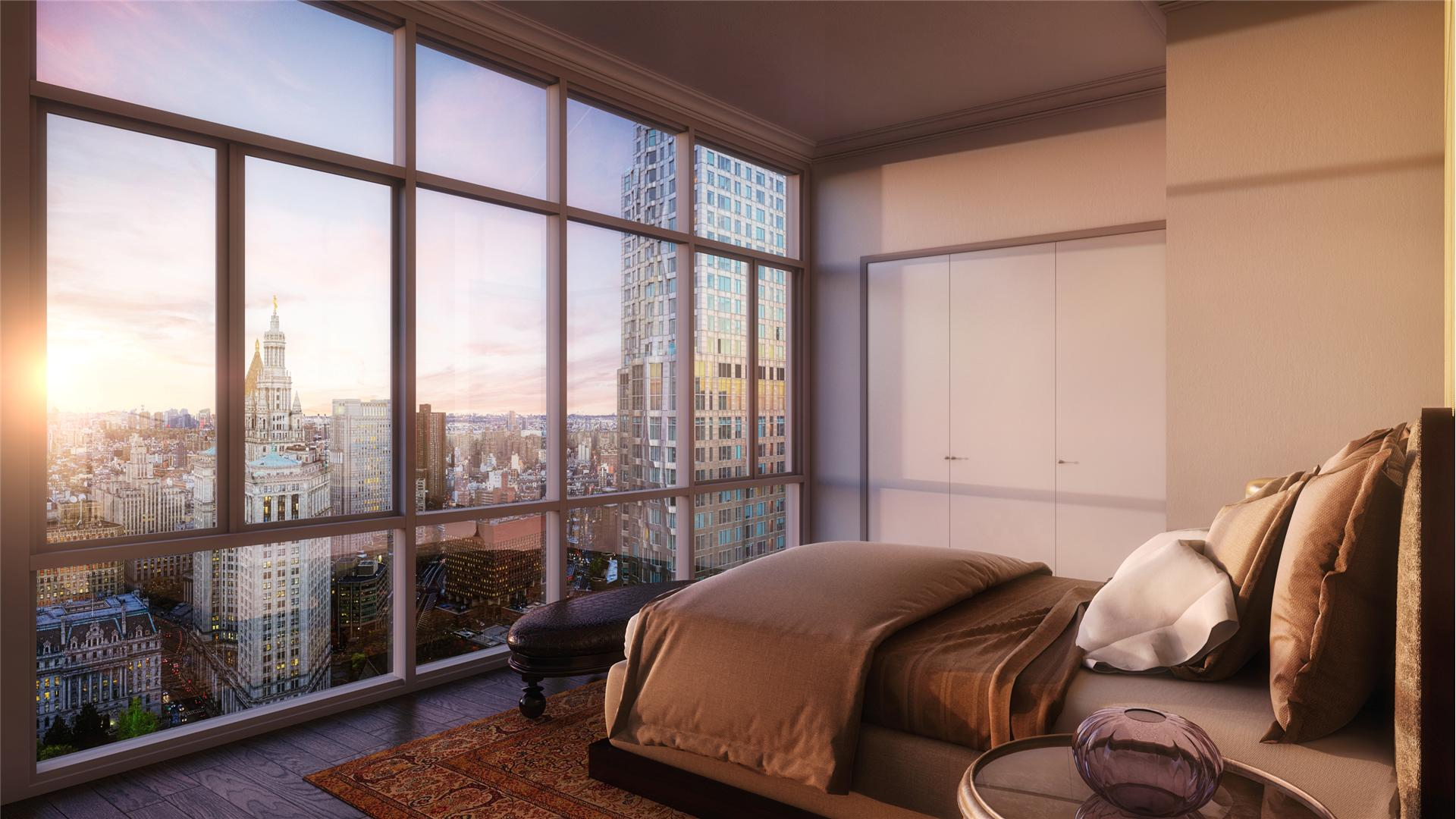 Condominium for Sale at The Beekman Residences, The Beekman Residences, 5 Beekman Street New York, New York 10038 United States