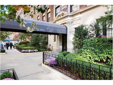 25 Fifth Avenue, 6E - Greenwich Village, New York