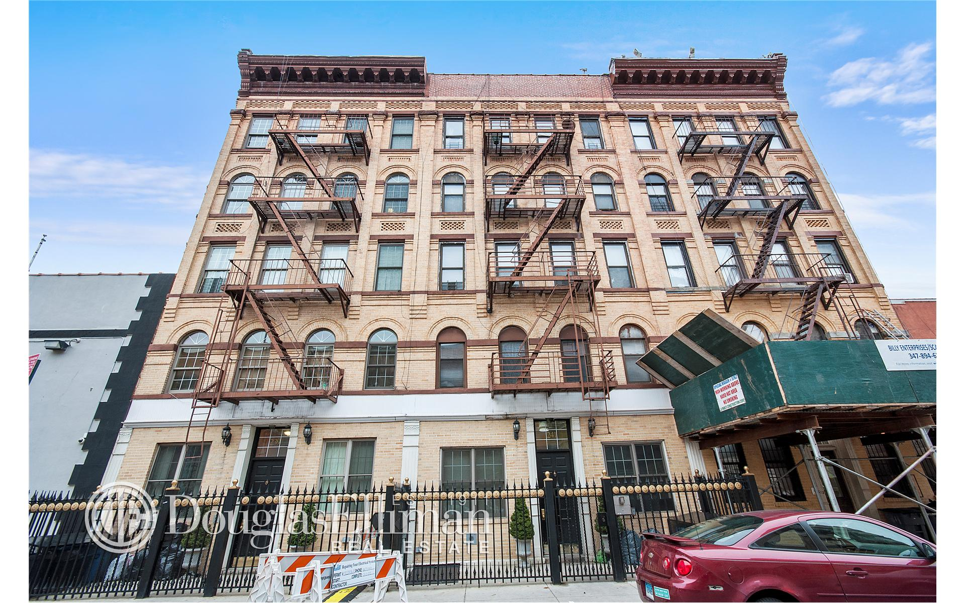 Multi Family for Sale at 239-245 East 120th Street New York, New York 10035 United States