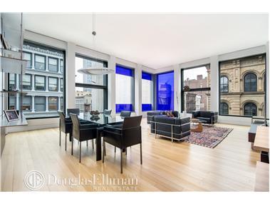 Condominium for Sale at 40 Mercer Residences, 40 Mercer Residences, 40 Mercer Street New York, New York 10013 United States