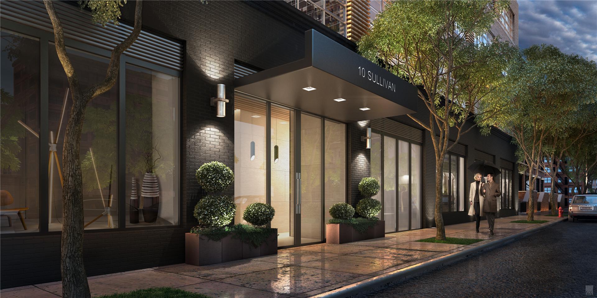 Condominium for Sale at 10 Sullivan Street New York, New York 10012 United States