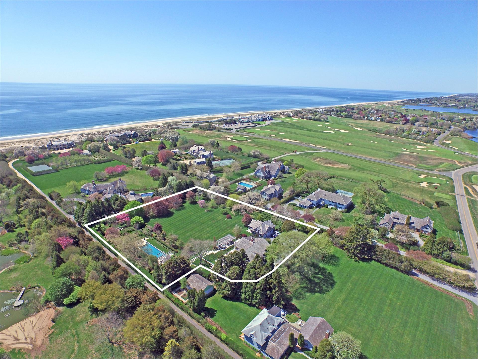 Single Family for Sale at East Hampton 40 Further Lane East Hampton, New York 11937 United States