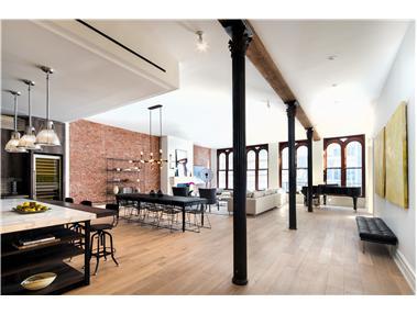 Condominium for Sale at 87 Leonard Street New York, New York 10013 United States