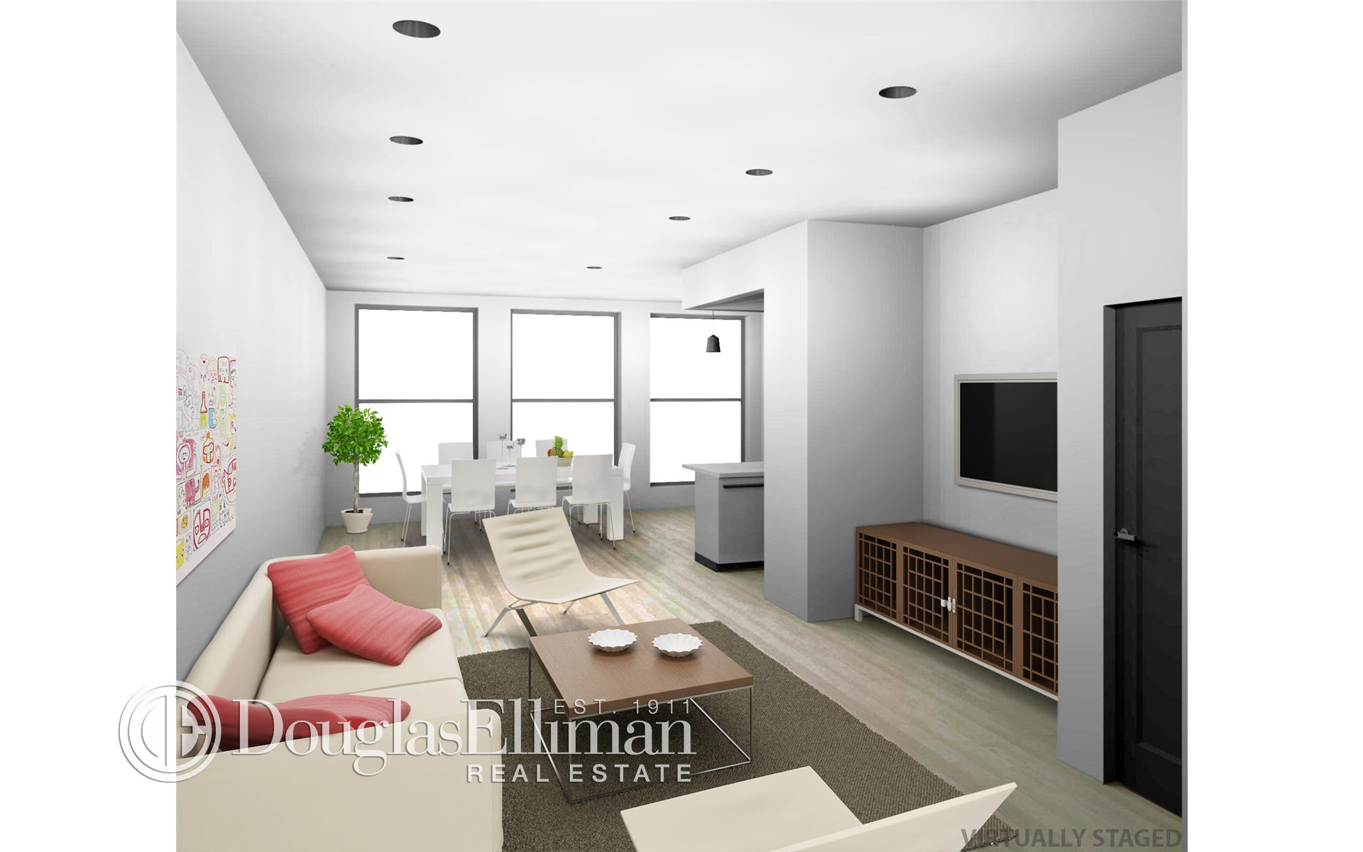 Condominium for Sale at The Maurice, The Maurice, 151 Lenox Avenue New York, New York 10026 United States