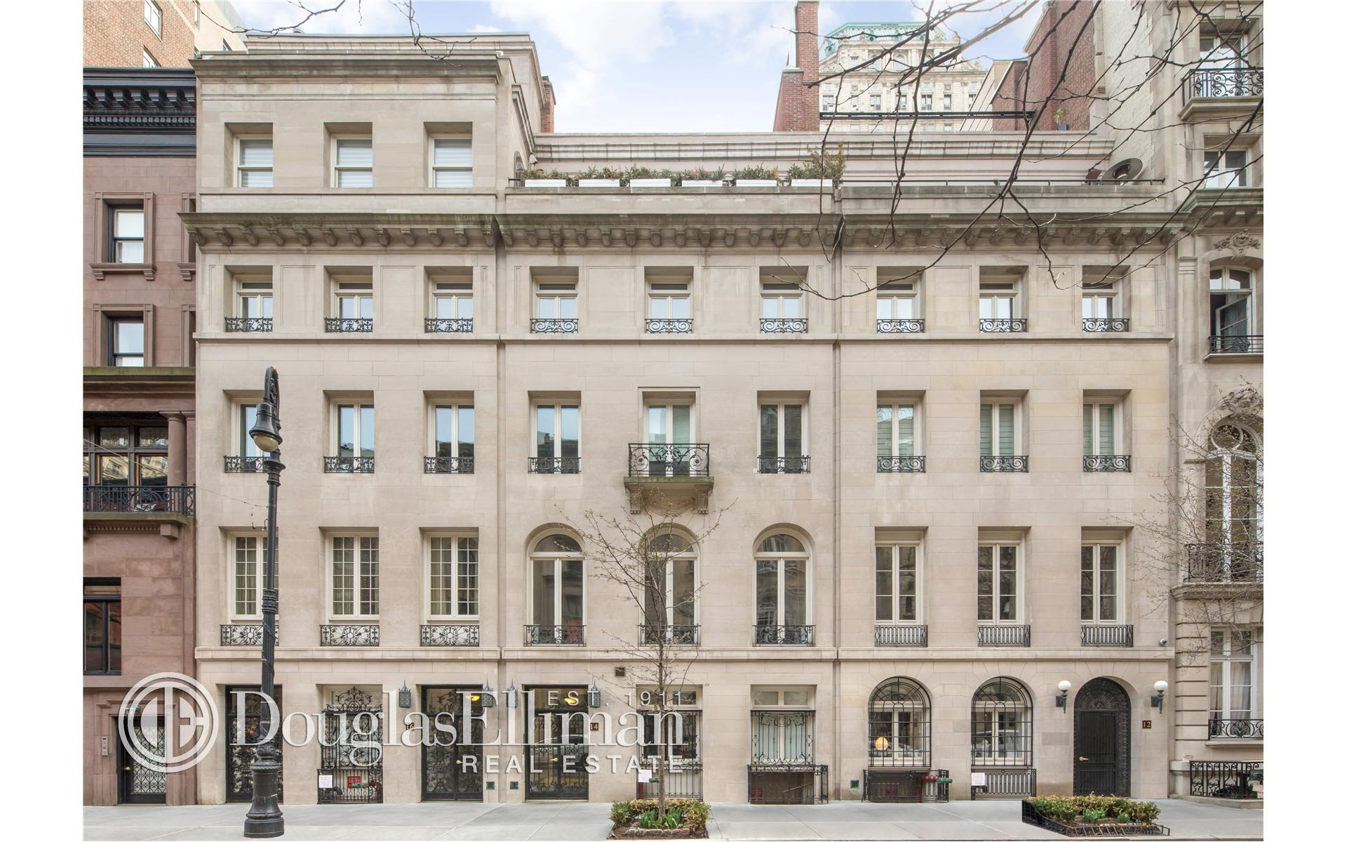 Multi Family for Sale at 12-16 East 62nd Street New York, New York 10065 United States