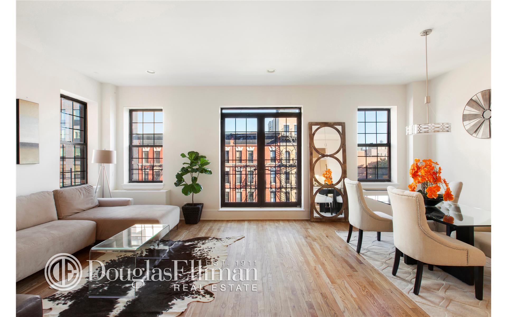 Condominium for Sale at 2073 Frederick Douglass Boulevard New York, New York 10026 United States