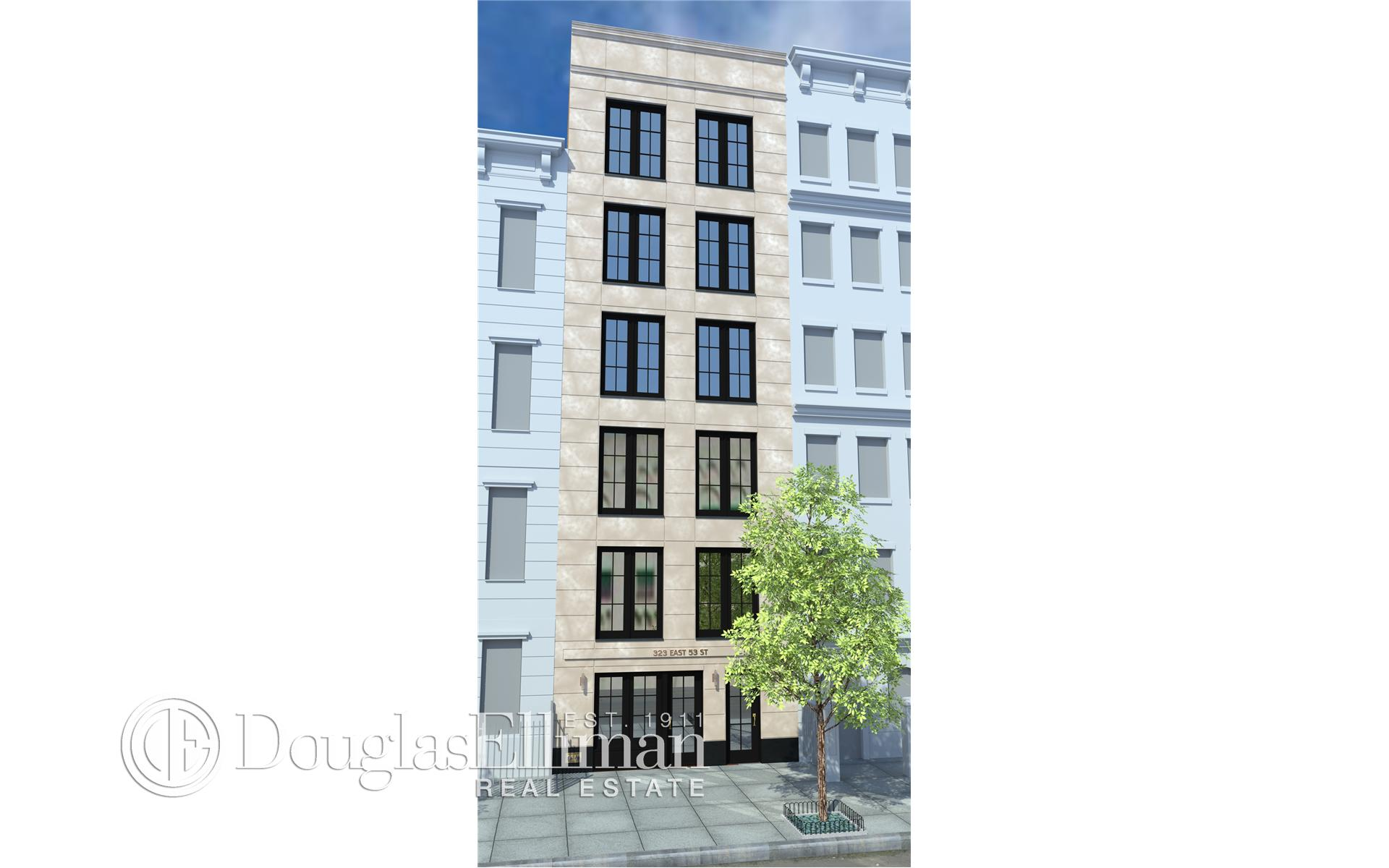Multi Family for Sale at 323 East 53rd Street New York, New York 10022 United States