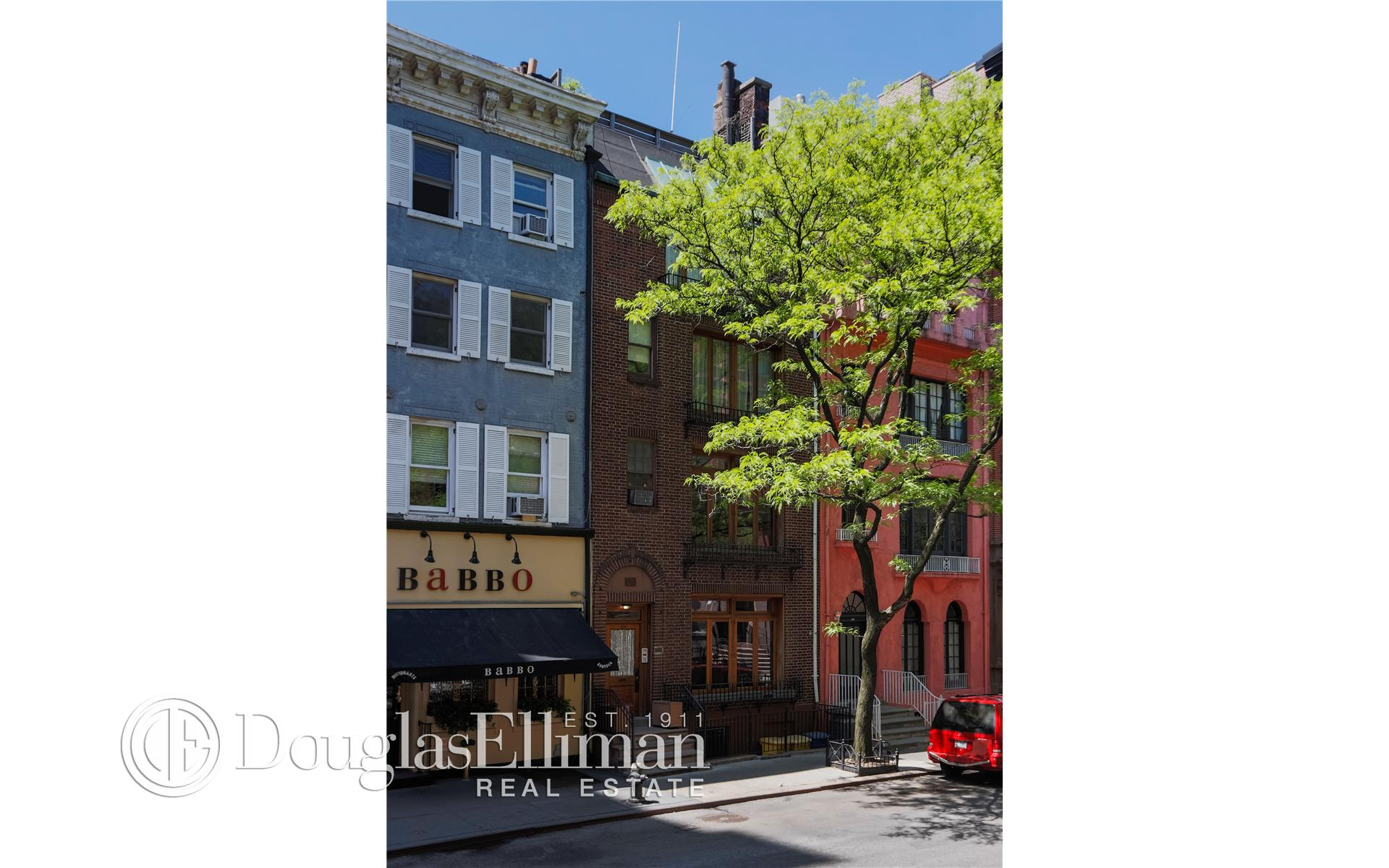 Multi Family for Sale at 112 Waverly Pl New York, New York 10011 United States