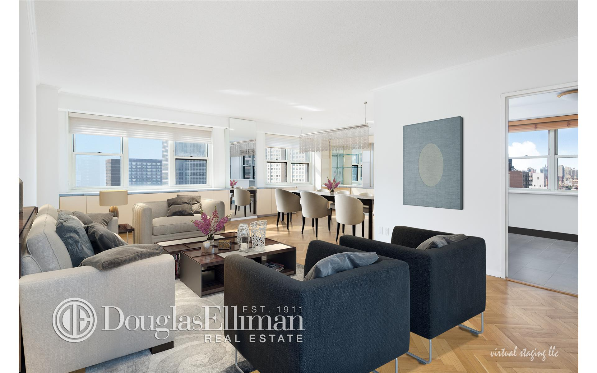Condominium for Sale at The Revere Condo, The Revere Condo, 400 East 54th Street New York, New York 10022 United States