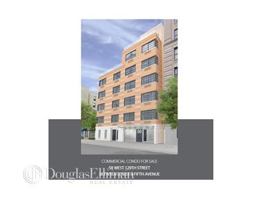 Condominium for Sale at Uptown 58, Uptown 58, 58 West 129th Street New York, New York 10027 United States