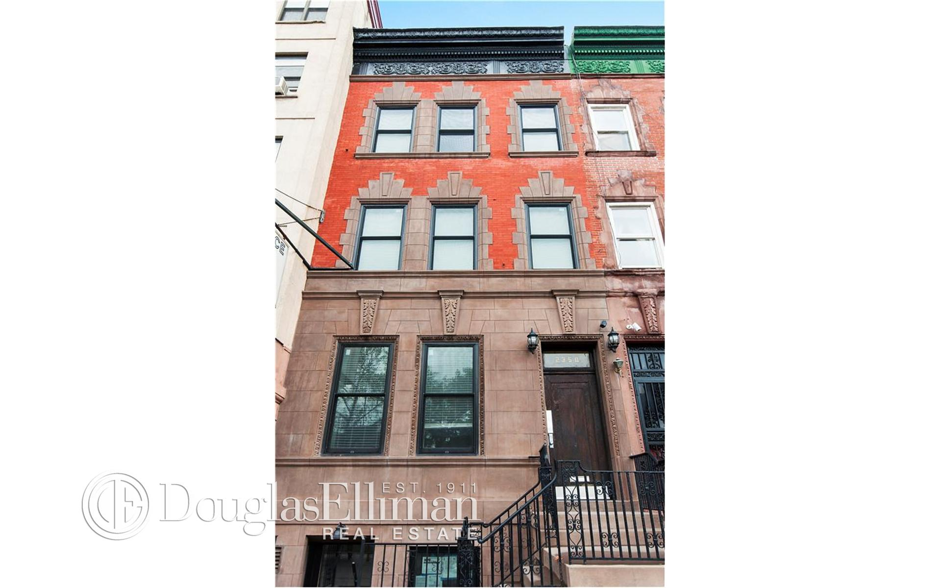 Multi Family for Sale at 2350 Adam C Powell Boulevard New York, New York 10030 United States