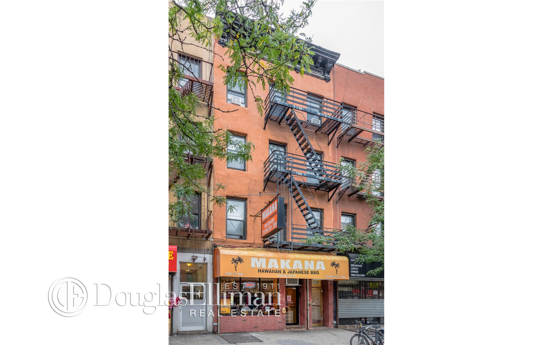 Multi Family for Sale at 2245 First Avenue New York, New York 10029 United States