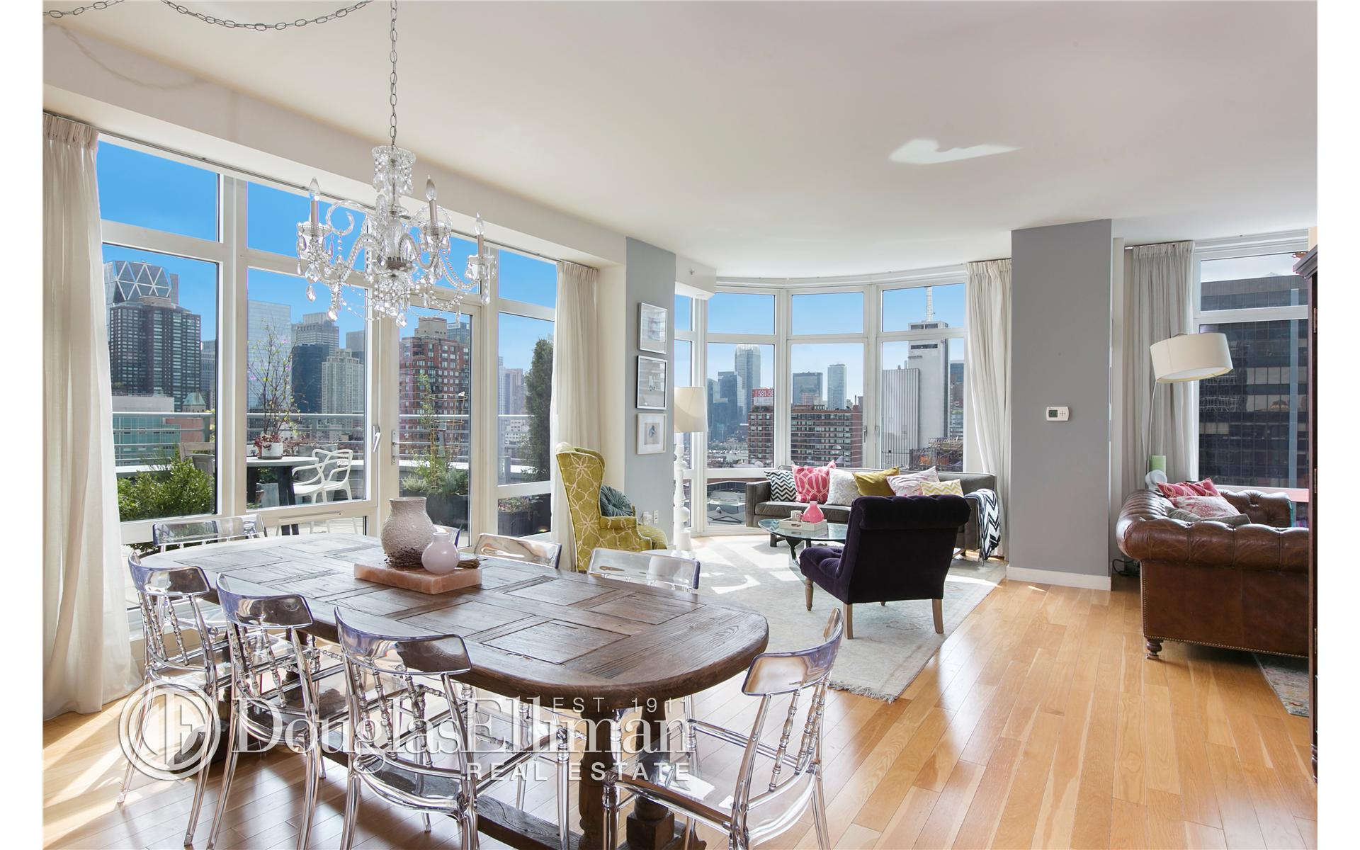 Condominium for Sale at 555 West 59th Street New York, New York 10019 United States