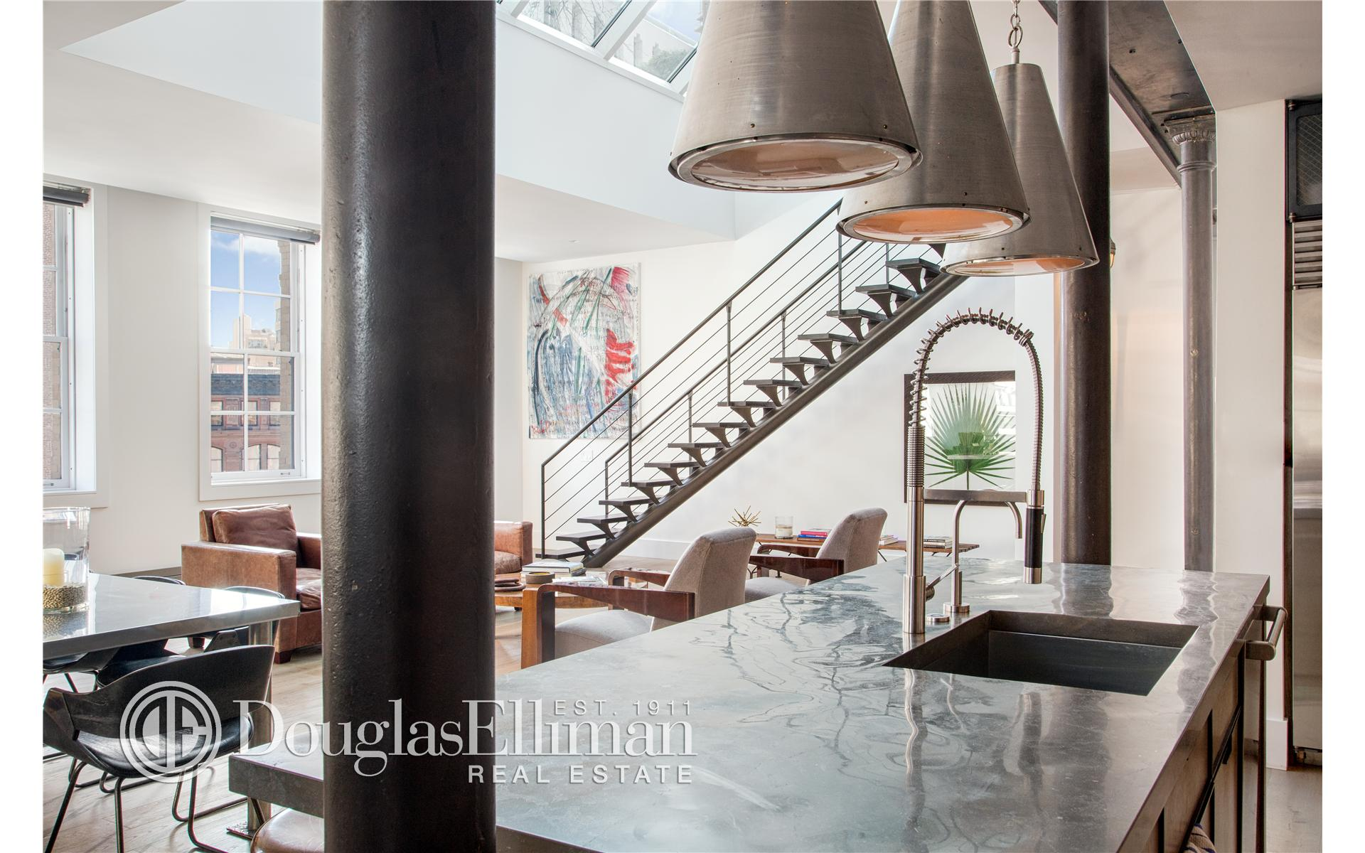 Condominium for Sale at 140 Franklin Street New York, New York 10013 United States
