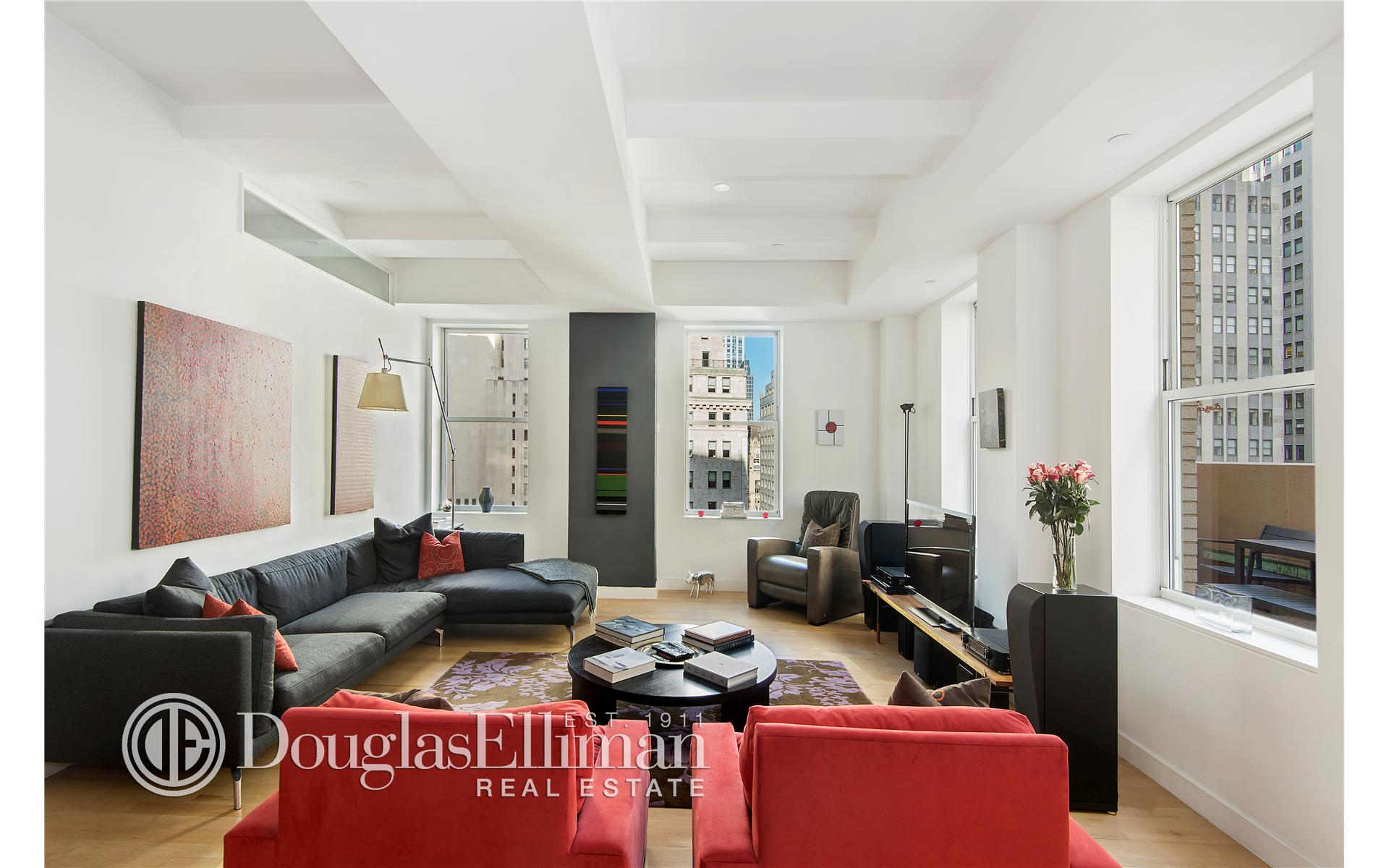 Condominium for Sale at DOWNTOWN BY STARCK, Downtown By Starck, 15 Broad Street New York, New York 10005 United States