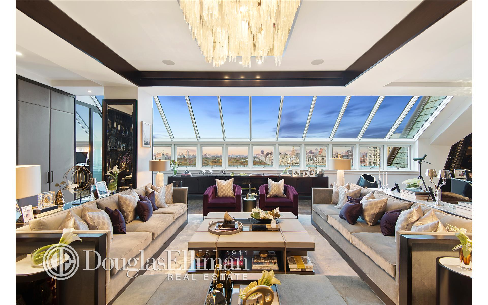 Condominium for Sale at The Plaza Residences, The Plaza Residences, 1 Central Park South New York, New York 10019 United States