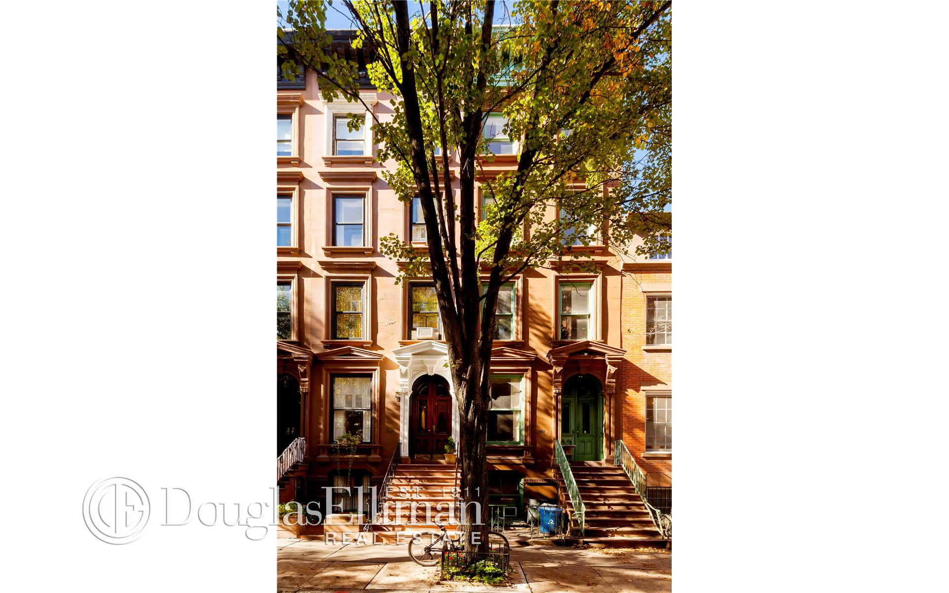 Multi Family for Sale at 154-154a Hicks Street Brooklyn, New York 11201 United States
