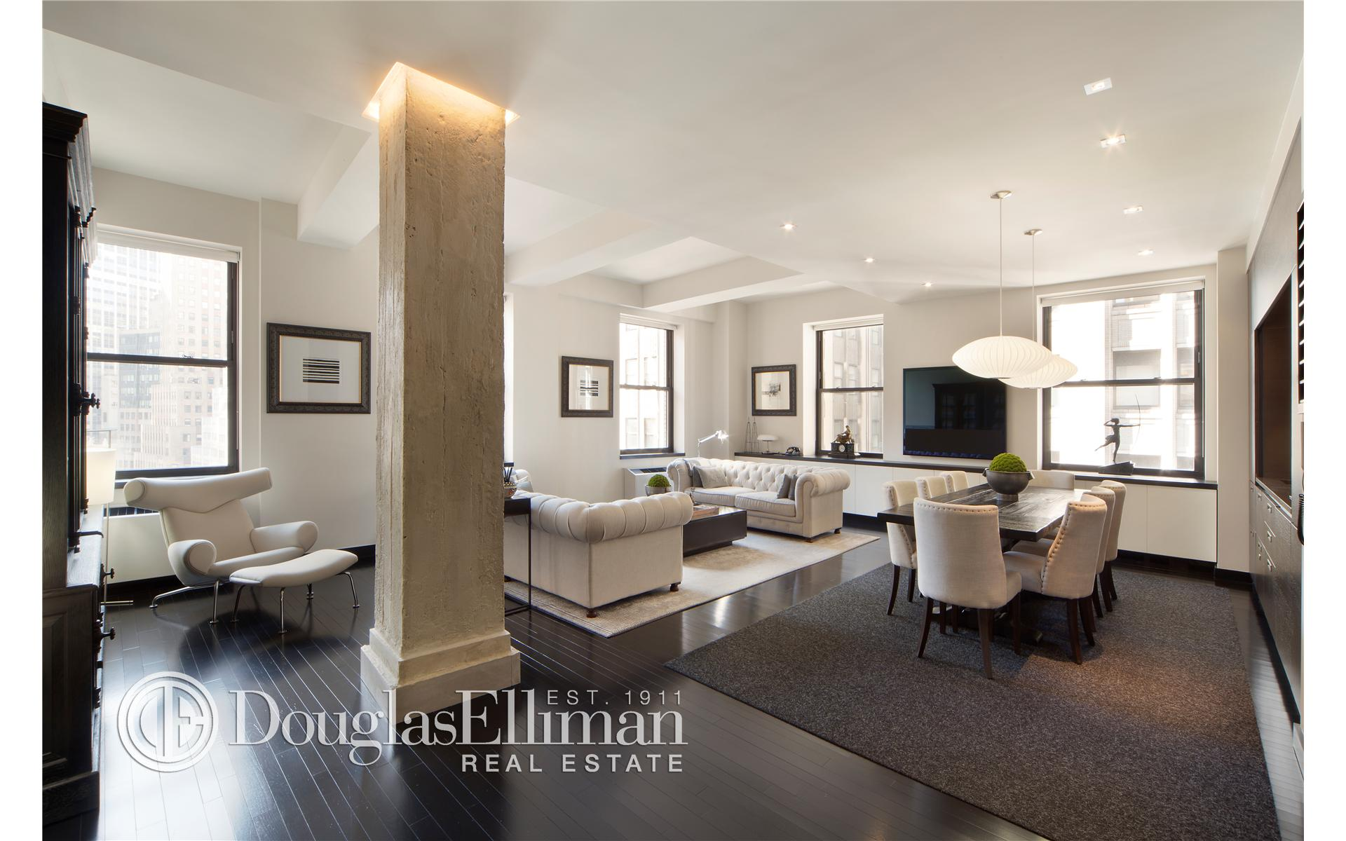Condominium for Sale at 20 Pine - The Collection, 20 Pine - The Collection, 20 Pine Street New York, New York 10005 United States