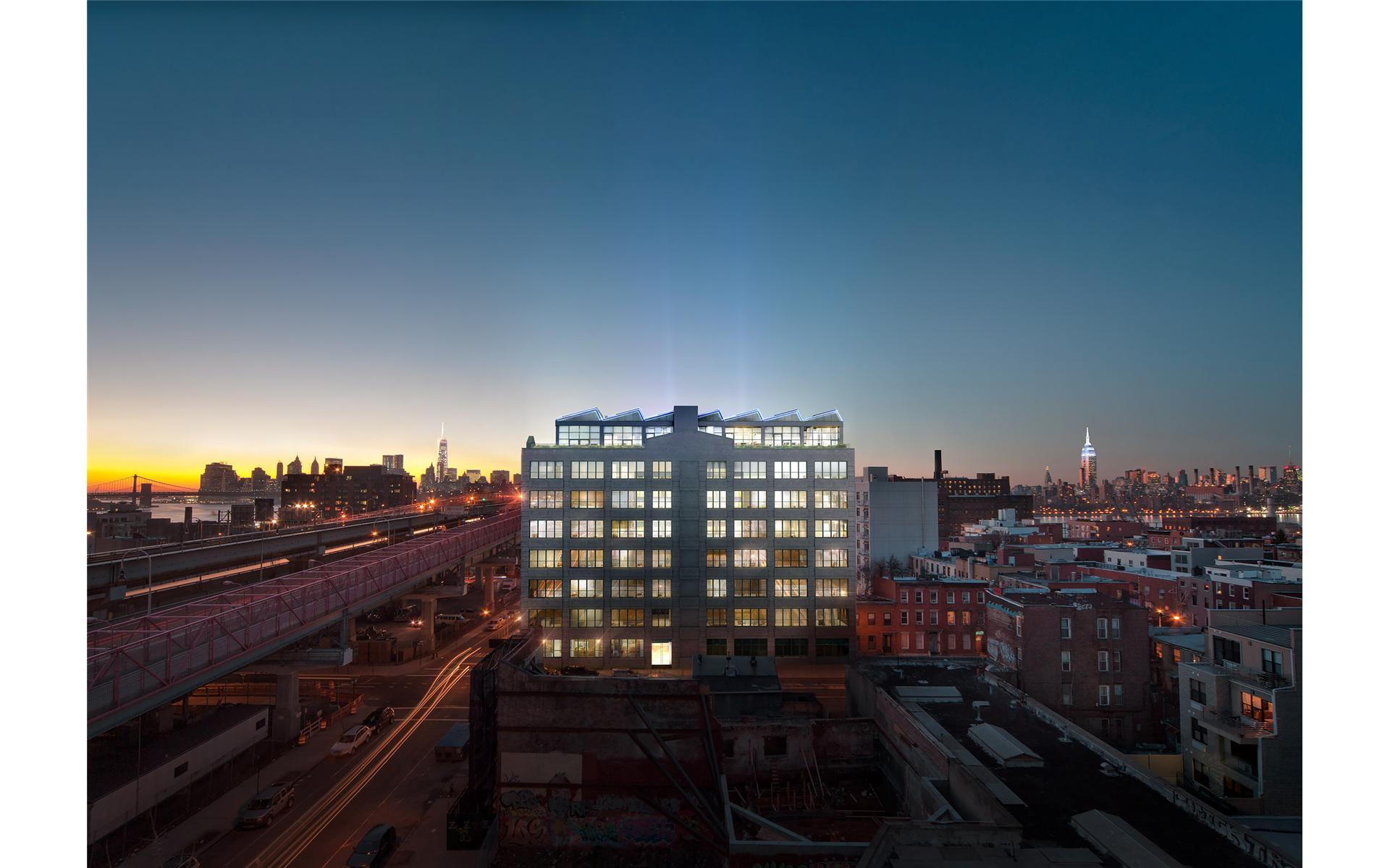 The Williamsberry, 338 Berry Street, 5A - Williamsburg, New York