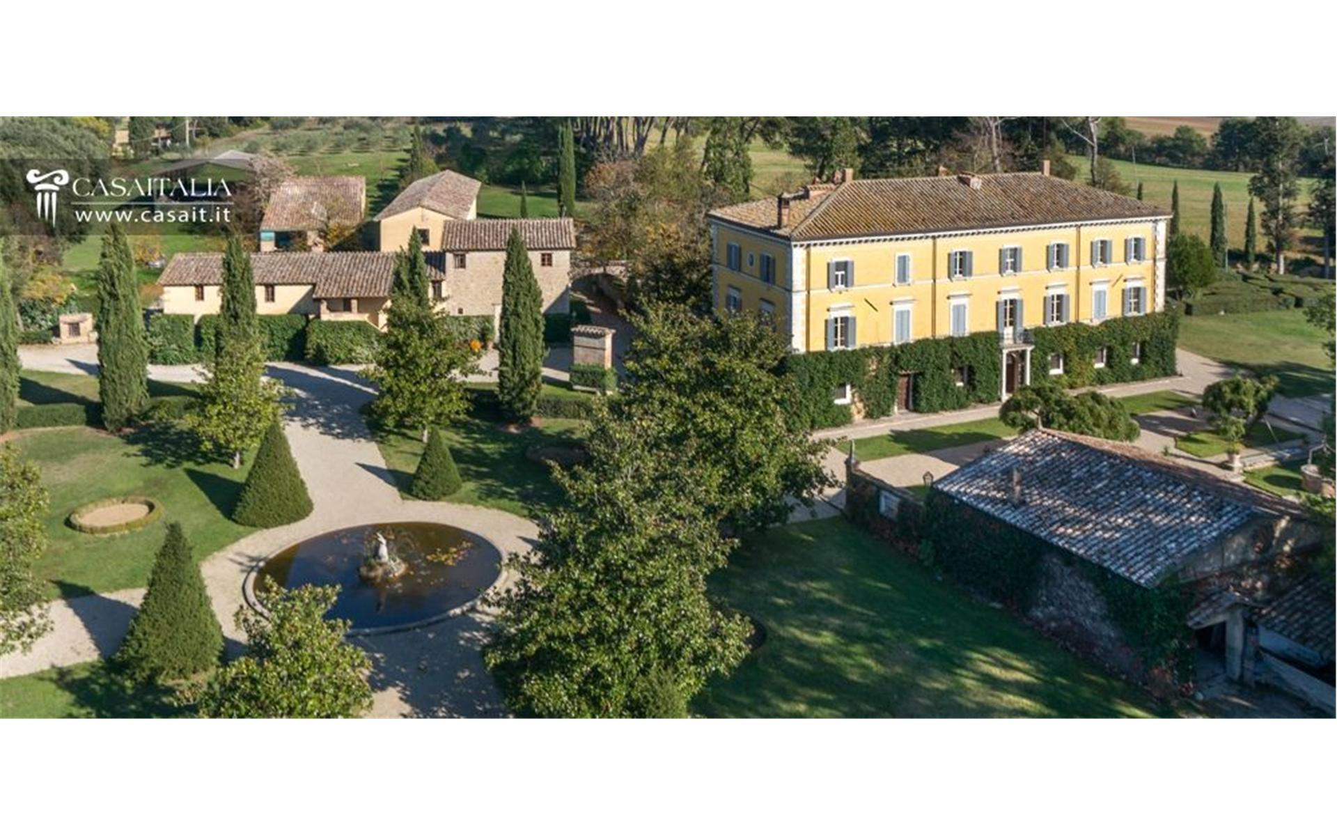 Villa Delle Ninfee, Perugia, Italy
