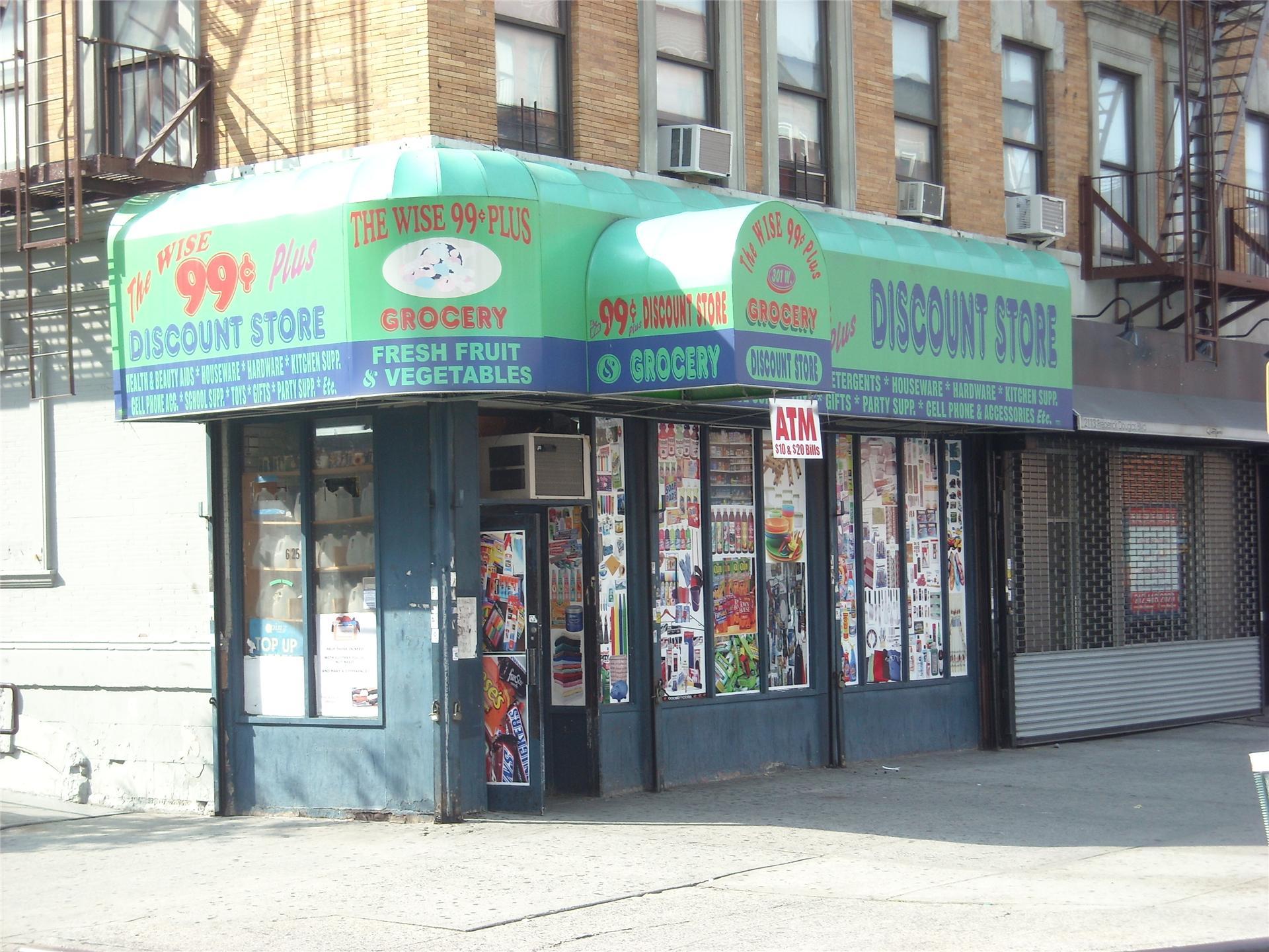 2111 Frederick Douglass Boulevard, RETAIL - Harlem, New York