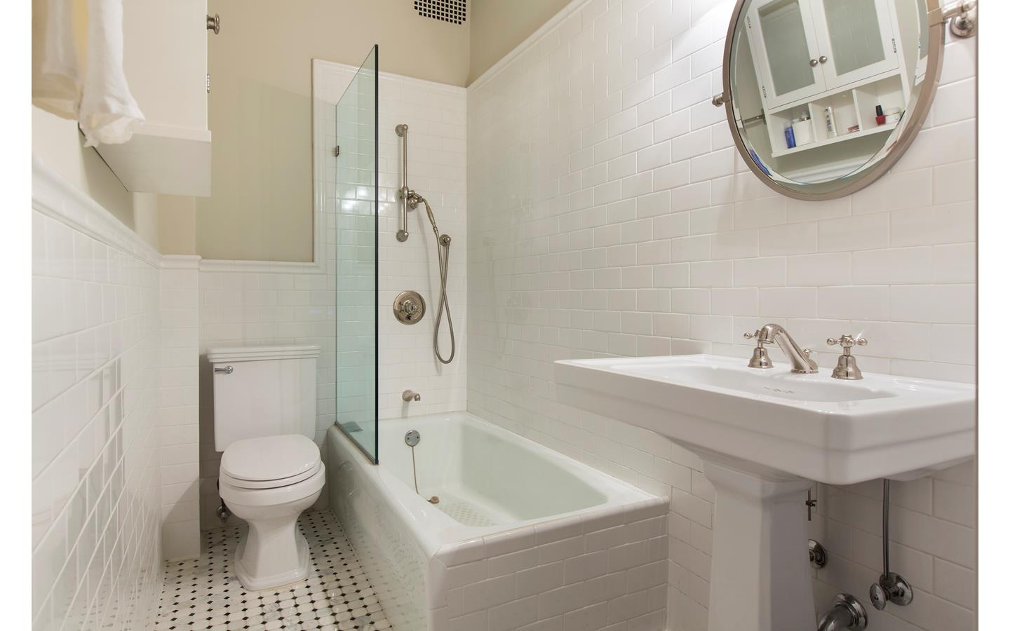 Bathroom Fixtures Upper East Side Nyc 6 east 76th st, 4f - upper east side, new york | douglas elliman