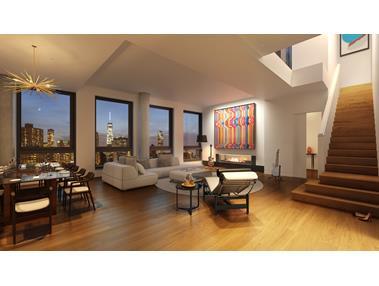 Condominium for Sale at Essex Crossing, 242 Broome Street Ph-C 242 Broome Street New York, New York 10002 United States
