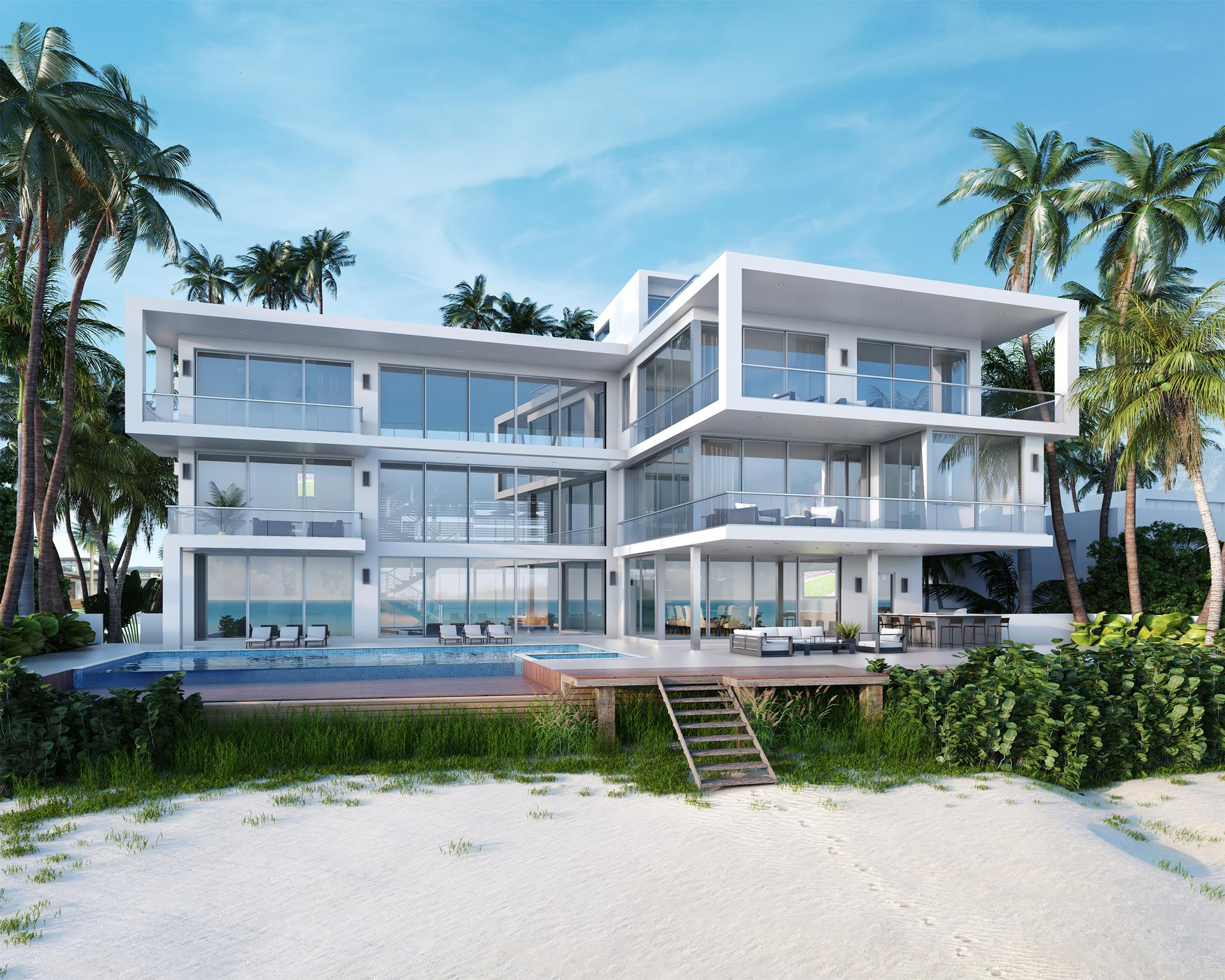 4005 S Ocean Blvd - Highland Beach, Florida