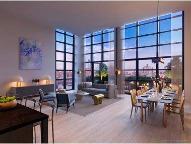 Condominium for Sale at Steiner East Village, 438 East 12th Street Ph-B 438 East 12th Street New York, New York 10009 United States