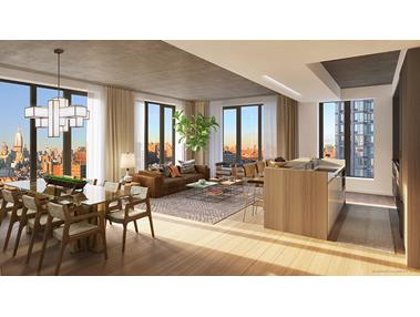 Condominium for Sale at 196 Orchard Street 9-C 196 Orchard Street New York, New York 10002 United States